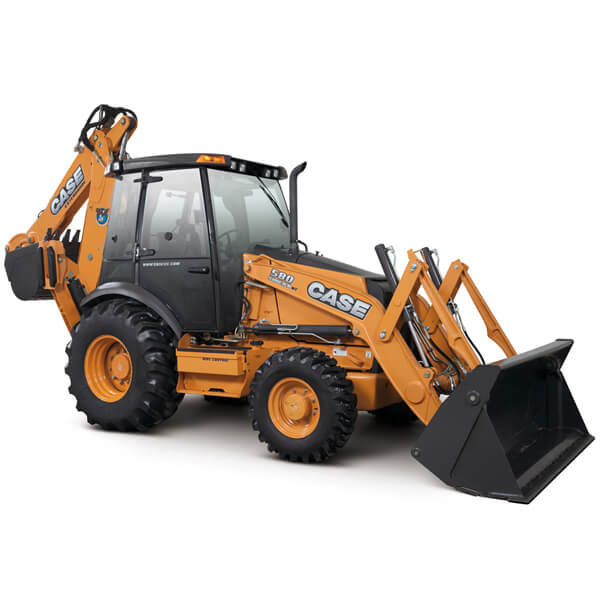 Backhoe | Rent-All located in Sioux Center, Spencer, Sioux Falls and Storm Lake | Case Backhoe for Rent