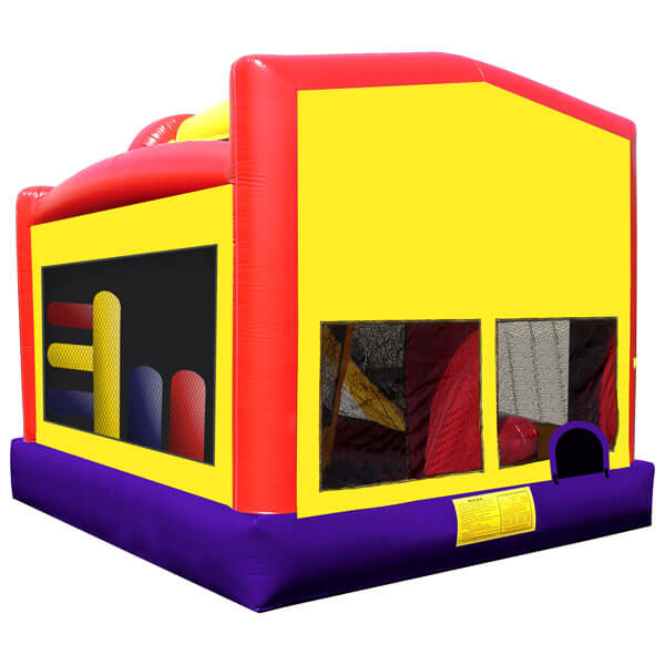 Bounce Gym Combo 15x18 | Rent-All located in Sioux Center, Spencer, Sioux Falls and Storm Lake