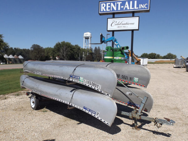 Canoe for Rent | Rent-All located in Sioux Center | Recreation Rentals