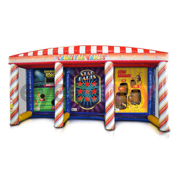 Carnival 3-in-1 | Inflatable for Rent | Rent-All located in Storm Lake