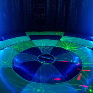 Dance Dome   Inflatable for Rent   Rent-All located in Sioux Center and Storm Lake