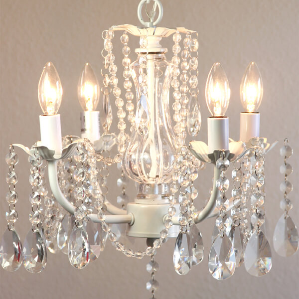 Daphne Crystals Chandelier | Celebrations by Rent-All located in Sioux Center | For Rent | Decor Wedding Rentals