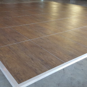 Dance Floor | Celebrations by Rent-All located in Sioux Center | Wedding Rental | Wood Floor For Rent