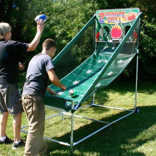 Football Throw | Celebrations by Rent-All located in Sioux Center | Games for Rent