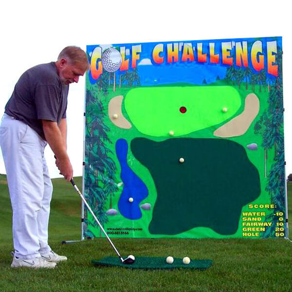 Golf Challenge   Celebrations by Rent-All located in Sioux Center and Storm Lake   Golf Games for Rent