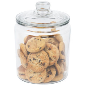 Candy Jar 1/2 Gallon | Celebrations by Rent-All located in Sioux Center | For Rent | Serving Rentals