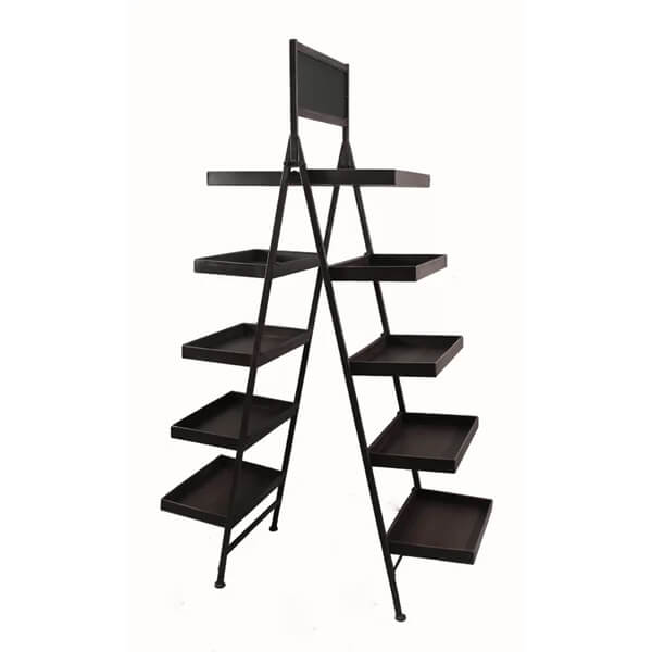 Ladder Tray Stand | Celebrations by Rent-All located in Sioux Center | For Rent | Serving Rentals