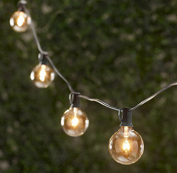 Mini Globe Lights   Celebrations by Rent-All located in Sioux Center   Lighting Rentals   For Rent