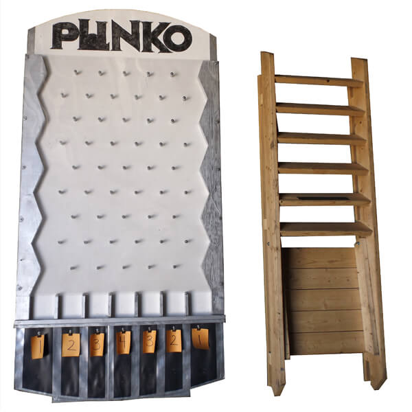Jumbo Plinko Game | Celebrations by Rent-All located in Sioux Center | Game for rent