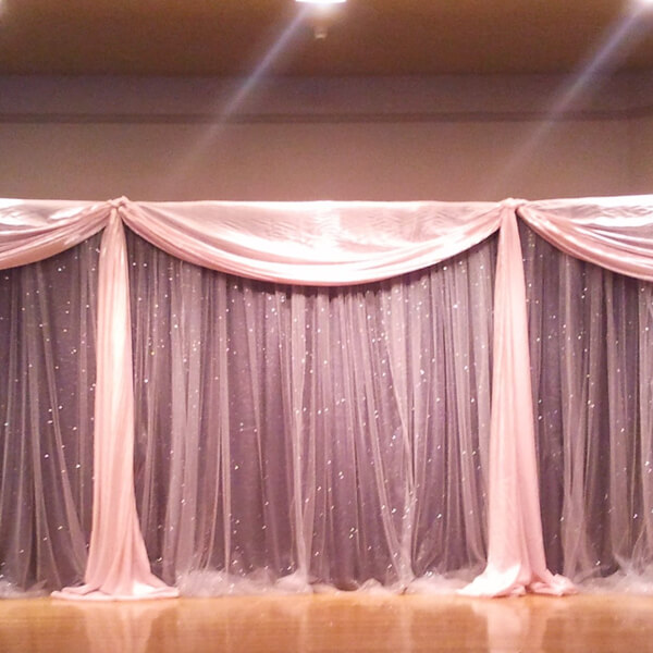 Starlight Backdrop | Celebrations by Rent-All located in Sioux Center | Wedding Rental | Backdrops For Rent