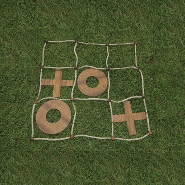 Jumbo Tic Tac Toe | Rent-All located in Sioux Center | Giant Tic Tac Toe for Rent