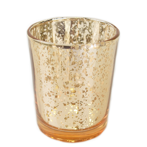 Gold Candle Votive   Celebrations by Rent-All located in Sioux Center   Wedding Rental   Candle Holders For Rent