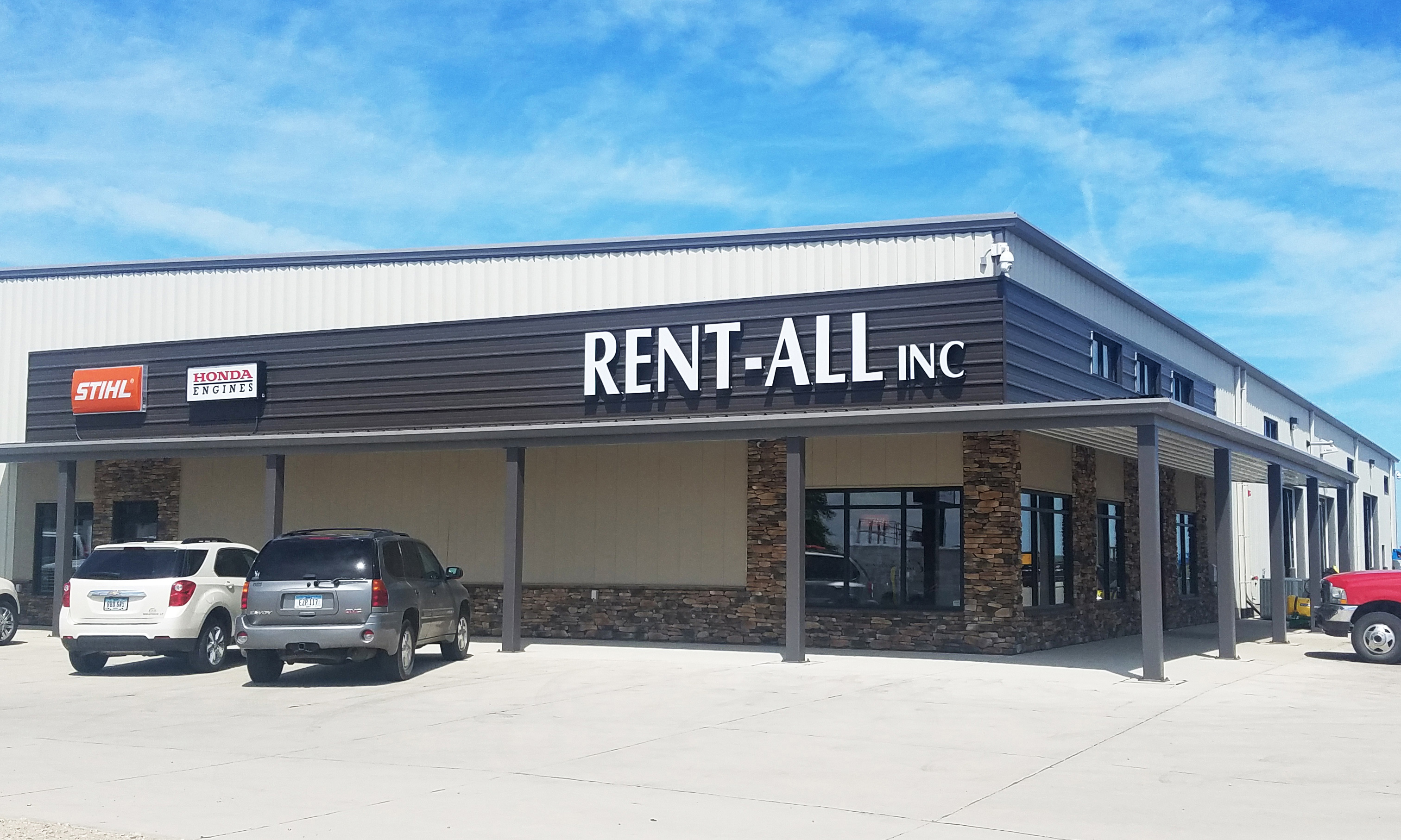 Rent All Inc Sioux Center Iowa Sioux Falls South Dakota