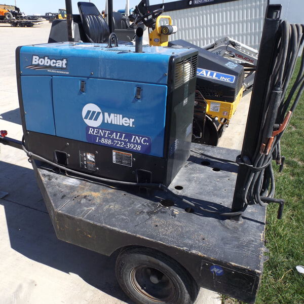 Portable Welder | Rent All in Sioux Center and Storm Lake | Portable Welder For Rent